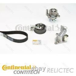 Timing Belt + Water Pump Set Audi Vw Seat Skodatt, Octavia I 1, A3, Bora
