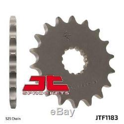 Triumph 865 Speedmaster 06-16 Tsubaki Alpha Gold X-ring Chain & Jt Sprocket Kit