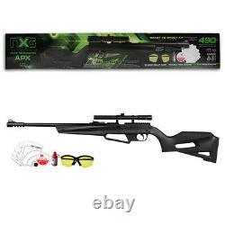 Umarex Nxg Apx. 177 Rifle D'air Multipompe Pellet Bb Avec Champ D'application Et Kit De Tir