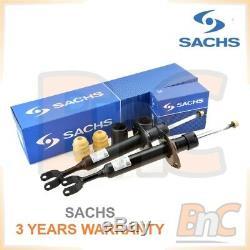 Véritable Sachs Heavy Duty Avant Amortisseurs + Dust Cover Kit Vw Passat B5