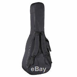 Yamaha Apx600 Obb Fines Guitare Acoustique-électrique Withsoft Cas, Cordes Et Choix