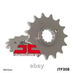 Yamaha Xt660 X 04-14 Tsubaki Alpha Gold X-ring Chain & Jt Sprocket Kit