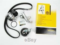 Zahnriemenkit + Spanner + Wasserpumpe 1,8t 20v Vw Audi Tt S3 Agn Apy Agu Bam Aum